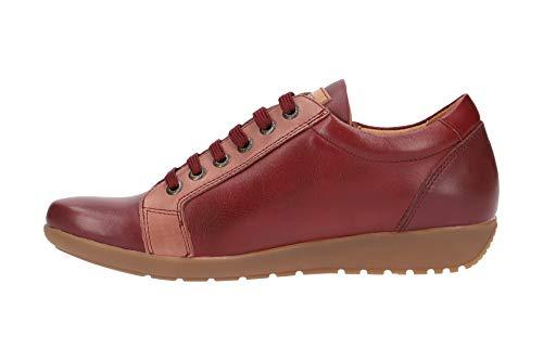 Lisboa Pikolinos Donne W67 Sneakers Basse Bordeaux rSq0wqdxC