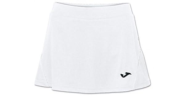 Joma - Skirt Katy, Color Blanco, Talla XL: Amazon.es: Deportes y ...