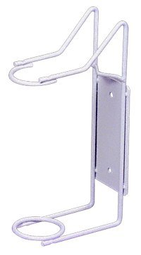 C.R. LAURENCE CRL99WB CRL Wall Mount Bracket for Wipes In A Bucket