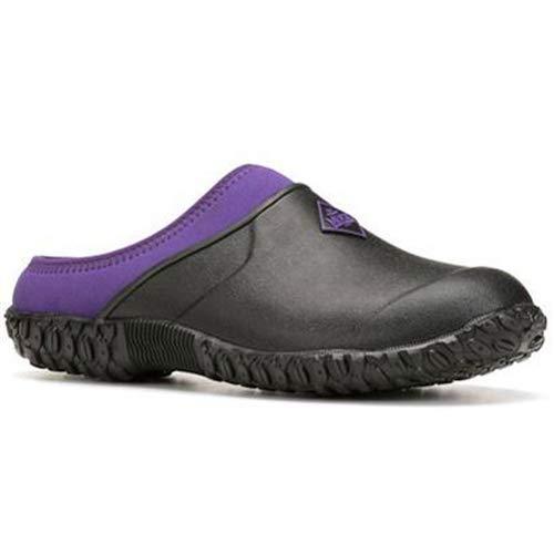 Muck Boot Women's Muckster Clogs, Black, 11 M