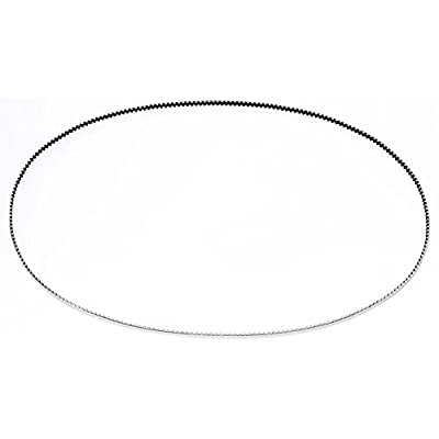 Tamiya 54798 (OP1798) TA07 Low-Friction Belt 750 White: Toys & Games