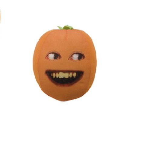 (7.5 Inch Annoying Orange Soft Plush Toy With Sound (PL47) [Toy])