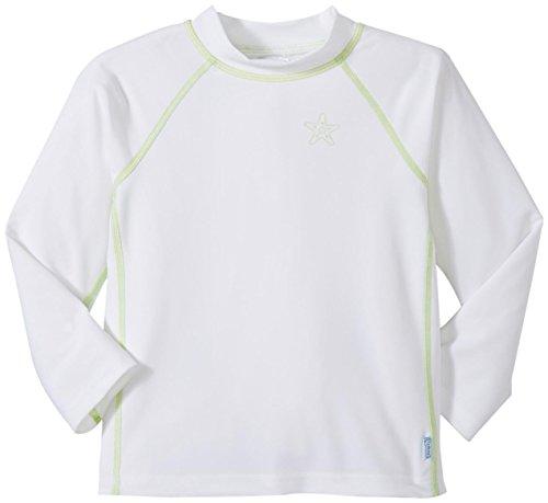 i play. Baby Unisex Long-Sleeve Rashguard Shirt, UPF 50+