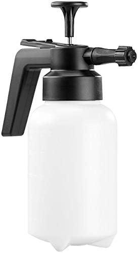PEARL Schaumsprüher: Universal-Schaum-Erzeuger, 3 Einsätze für Variable Schäumung, 1 Liter (Pump-Sprühflaschen)
