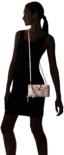 Peach Wildflower Elliott Crossbody Smartphone Lucca Theo Large 0Ow6XqR