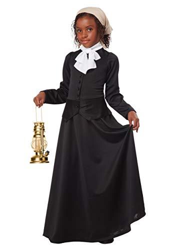 Girl's Harriet Tubman Costume ()