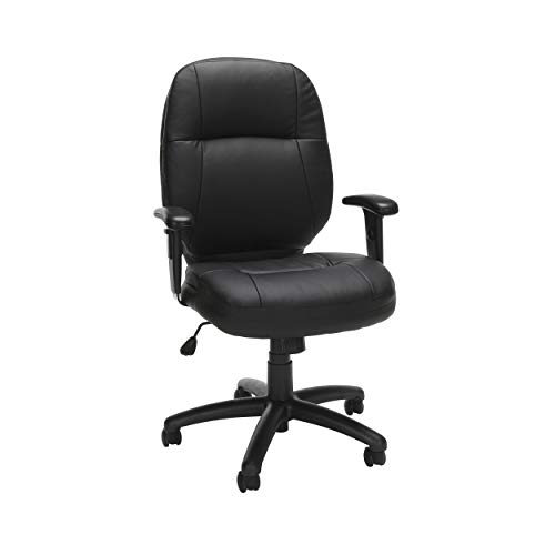 OFM Ergonomic Task Chair with with Adjustable Arm