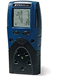 Biosystems(R) PhD6 Portable Confined Space Oxygen, Carbon Monoxide, Hydrogen Sulfide, Combustible Gas And Volatile Organic Compounds Gas Monitor With Rechargeable Battery