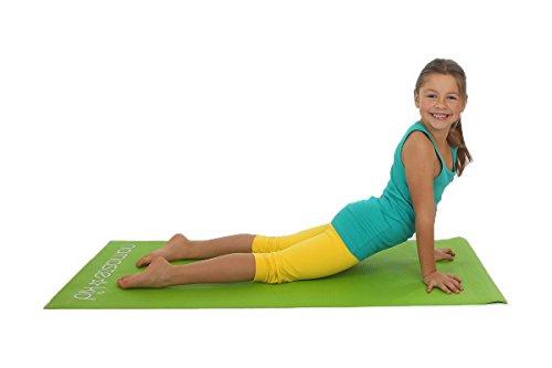 Kids Yoga Mat - 3mm - Eco-friendly - 24