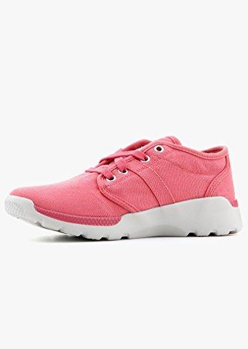 Palladium Pallaville Cvs, Zapatillas para Mujer Pink (Garnet Rose/wind Chime)