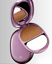 (Cover Girl QUEEN COLLECTION Powder Foundation, Q690 Rich Mink )