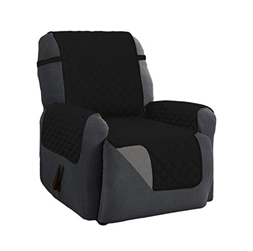 Recliner Chair Arm Cover Lazy Boy Pet Furniture Microfiber