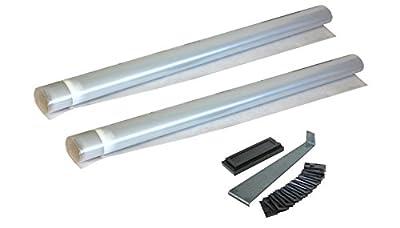 Cal-Flor GA60250KT Major Brand Laminate Floor Installation Kit and Moisture Barrier