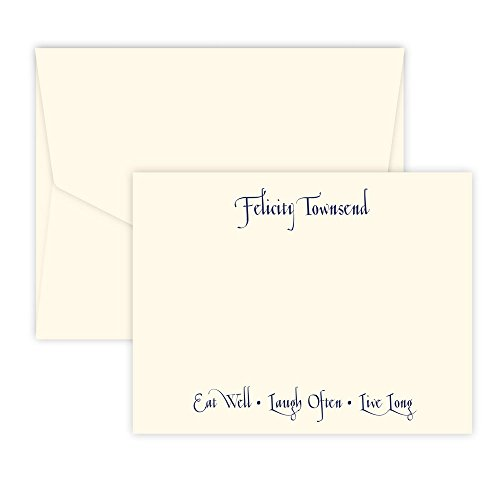 Casual Correspondence Cards (Casual Correspondence Note Card (ivory))
