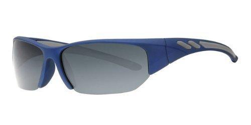 revex polarizadas deportivo Hombre Gafas de sol Sport Biker Cilindro de gafas con bolsa azul talla