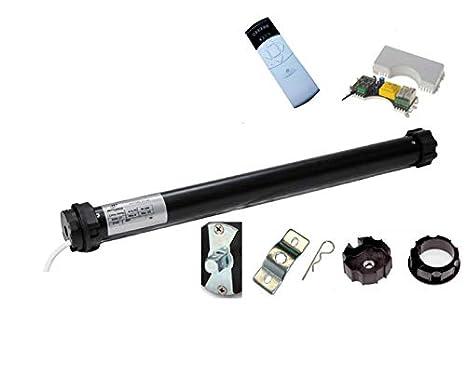 Motorizzare Tende Da Sole.Kit Automazione Per Tende Da Sole Motore 50nm 100kg Centralina