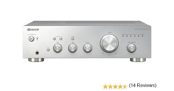 Pioneer A-10-S - Amplificador estéreo para Equipo de Audio ...