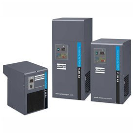 Atlas Copco FXHT2, Non-Cycling High Temperature Refrigerated Air Dryer, 50 cfm, 1-Phase 115V (Cfm Dryer Refrigerated)
