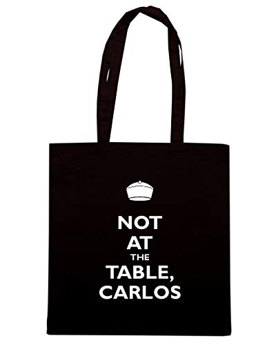 Nera KEEP TKC0735 CALM Shopper TABLE CARLOS AT THE NOT Borsa AND 5wBtTxqq