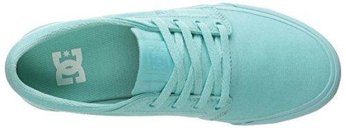 DC Junge Frauen Trase Tx Lowtop Schuhe, EUR: 43, Aqua