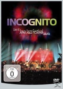 Incognito Live At Java Jazz Festival Jakarta Dvd 2008 Amazon Co Uk Incognito Incognito Dvd Blu Ray