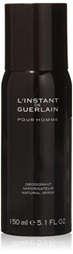 Guerlain L'Instant de Guerlain Pour Homme Deodorant Spray for Men, 5.1 Ounce