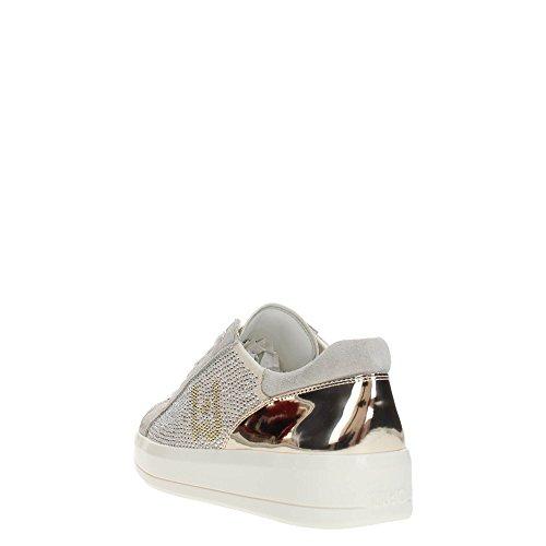 Liu Jo B18019 T2030 Sneakers Damen Snow White 35