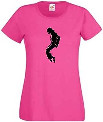 Round Neck MJ T-Shirt For Women