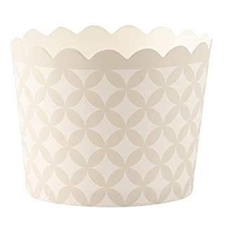 Simply Baked CSM-112 Small Paper Baking Cup, 25-Pack, Pearl Diamond