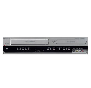 Magnavox ZV420MW8 DVD Recorder/VCR Combo [Electronics]