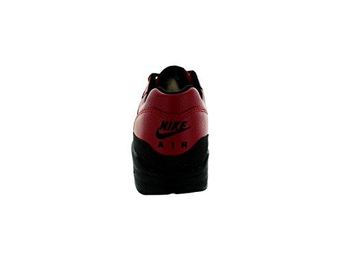 Air Shoes 1 Max Gym Grey Running Premium Red Men LTR Nike Black q5t0w0
