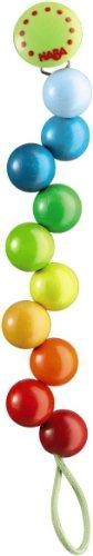 301114 Rainbow Pearls Pacifier Chain