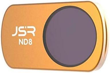 Taoric Mavic Mini Drone Lens Filter CPL ND8 ND8-PL ND16-PL ND32-PL ND64-PL Lens Filter Set for Mavic Mini Drone ND8-PL ND16-PL ND32-PL ND64-PL