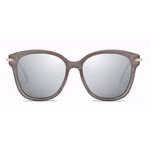 GAMT Polarized Square Sunglasses for Women Wayfarer Classic Sun Glasses Gray frame mercury lens