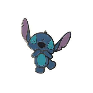 Disney Cutie Stitch Laughing Pin
