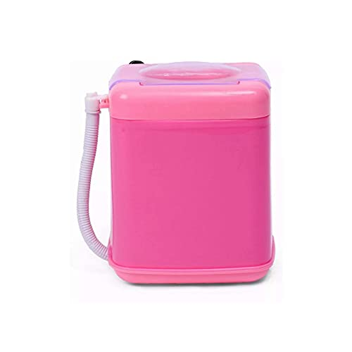 Generic Plastic Pink Household Washing Machine Toy for Kids- Age Group - 2 Years and Above - (Pack of 1) India 2021