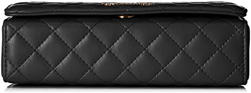 Mujer Shoppers hombro Moschino Borsa Nero y de Quilted bolsos Nappa Pu Love Negro FvfXHH