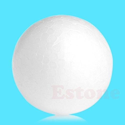 Tebatu Creative Modelling Polystyrene Styrofoam Foam Ball DIY Material Round Shape 2cm