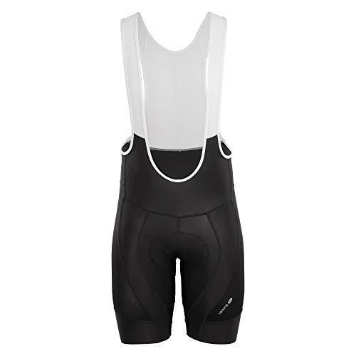 SUGOi RS Pro Bib Short - Men's Black, L (Best Cycling Shorts For Big Thighs)