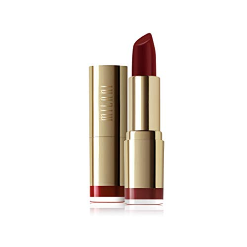 Milani Color Statement Lipstick - Burnt Red (0.14 Ounce) Cruelty-Free Nourishing Lipstick in Vibrant Shades