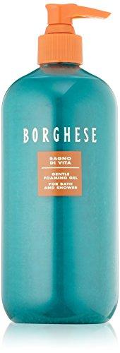 Gel moussant doux de Borghese Bagno di Vita pour bain et douche, 16 fl. oz.