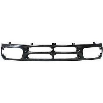 Diften 102-A8332-X01 - New Grille Assembly Black Pickup Mazda B4000 Truck B2300 MA1200145 ZZM150710