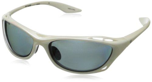 Rocawear R506 Aviator Sunglasses,Silver,64 ()