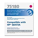 Elite Image Remanufactured HP 502A Color Laser Cartridge-Yellow-Laser-4000 Page-1 Each-Remanufactured