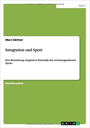 Book Integration und Sport