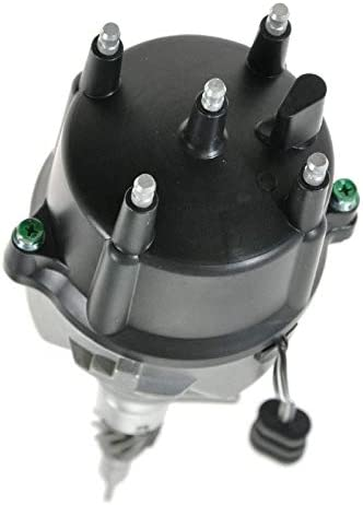 1A Auto Ignition Distributor Module Cap /& Rotor for Wrangler Dodge Pickup Truck 2.5L L4
