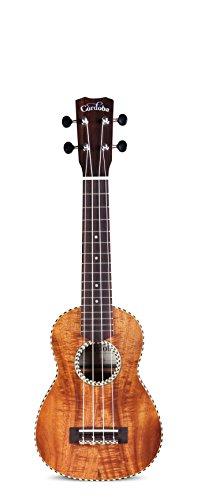 Cordoba Guitars 25S Soprano Ukulele, Soprano by Cordoba Guitars