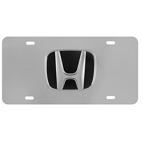 Chrome 3d License Plate - 4