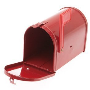 Fun Express Little Red Tinplate (Mini Mailbox)