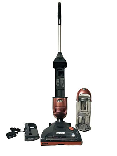 Shark Navigator Vacuum Cleaner Freestyle Pro Cordless for Easy Maneuvering Upright Lightweight SV1112 Rotator Bagless Extra-Large Dust Cup SV1112QRG (Renewed) (Smokey Rose) (Shark Navigator Freestyle Filters)